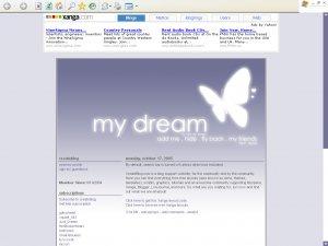 My Dream: Light Purple