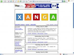 Xanga Style